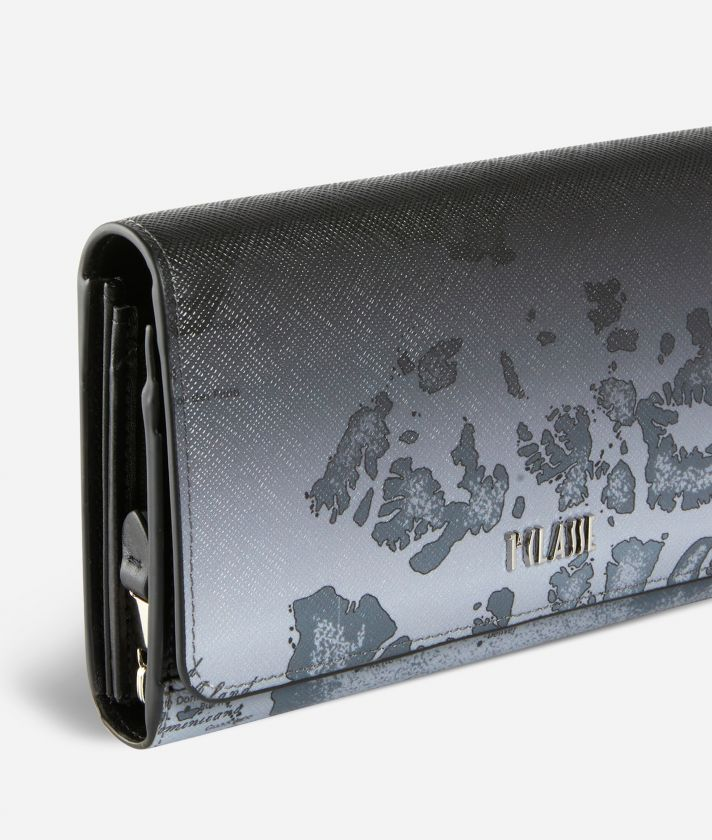 Geo Urban Grey Wallet Grey