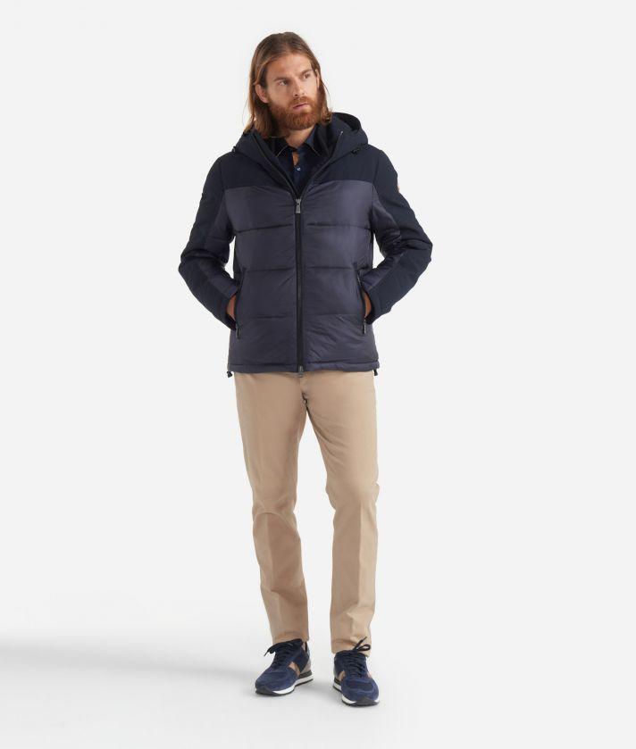 Padded jacket Blue