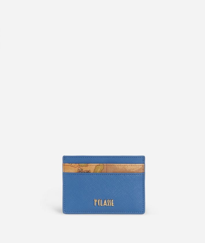 Art City Cardholder Blue