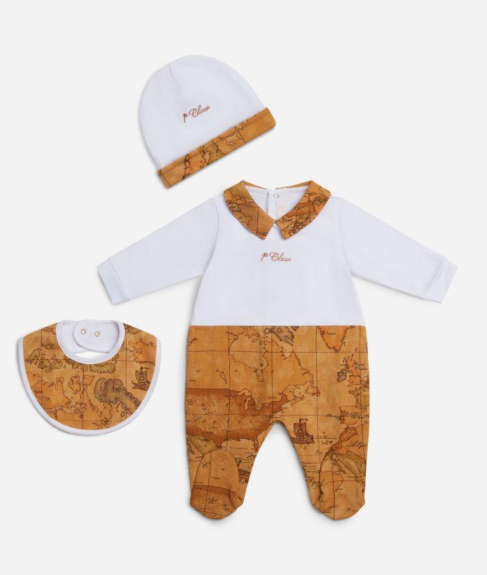 Baby set Geo Classic details