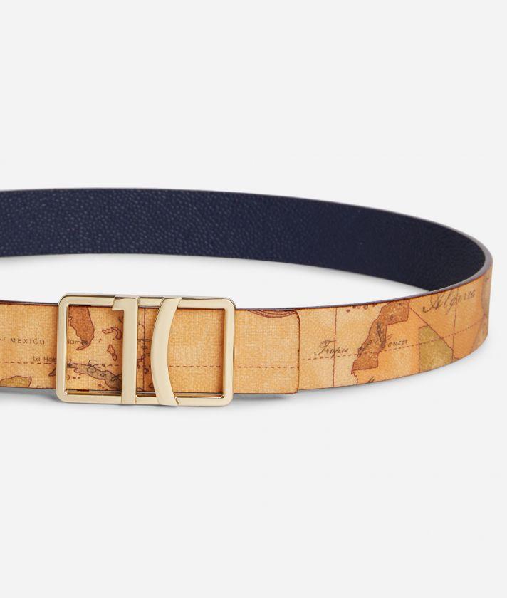 Dream Way Reversible belt Blue