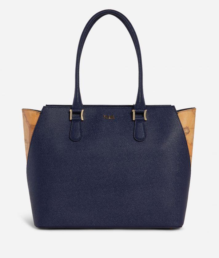 Dream Way Shopping bag Blue