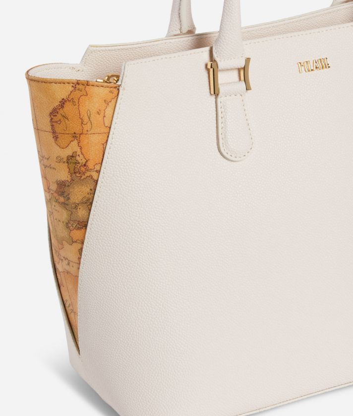 Dream Way Shopping bag White