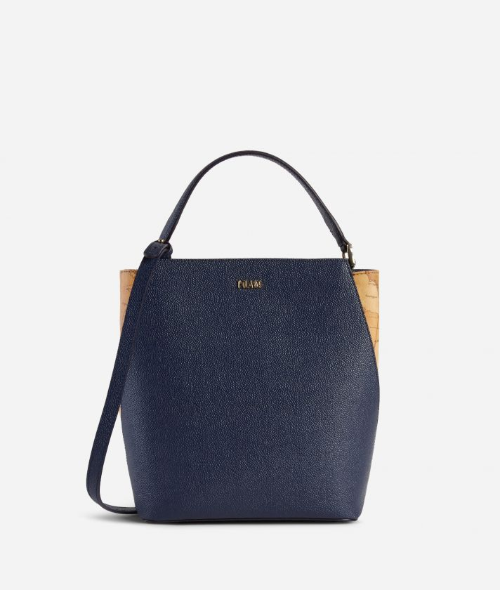 Dream Way Bucket Bag Blue