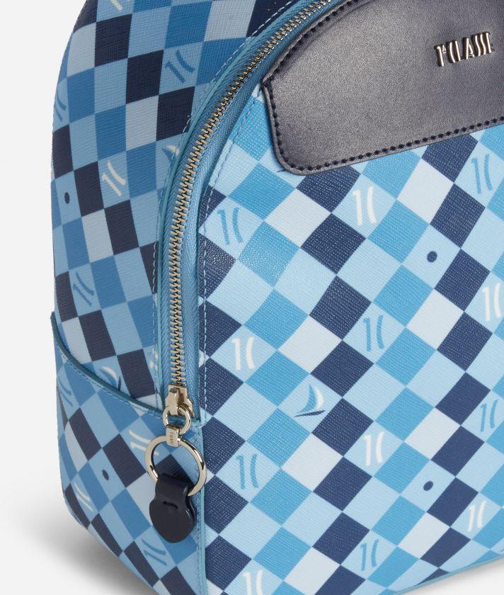 1C Ocean Backpack Blue