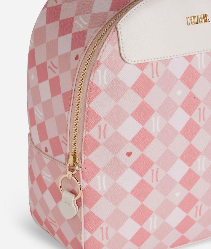 1C Love Backpack Pink
