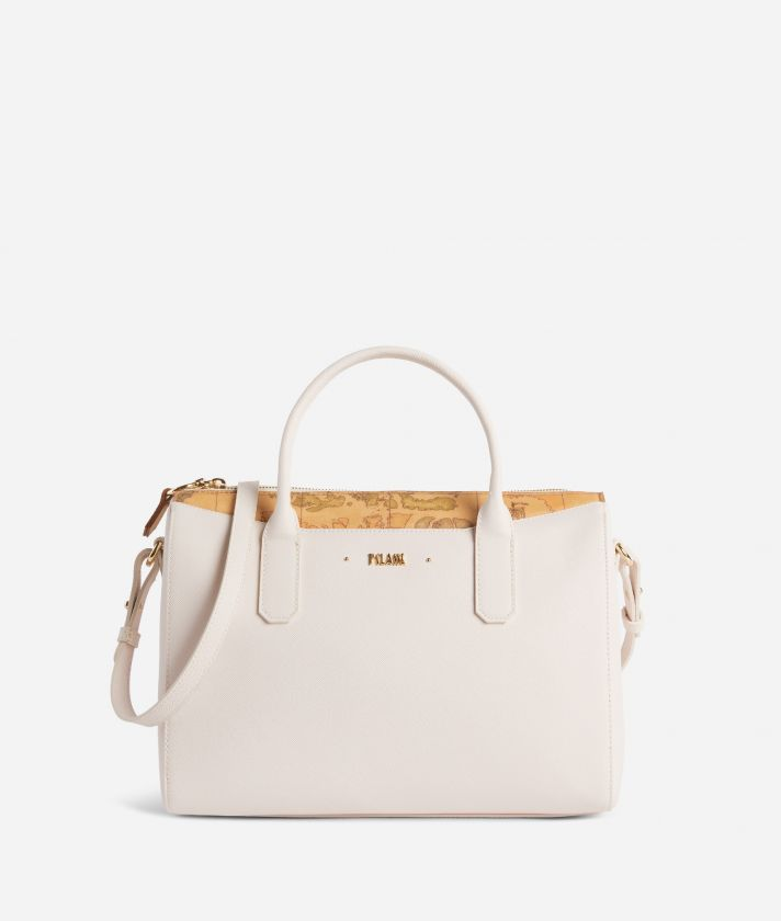 Star City Boston bag White