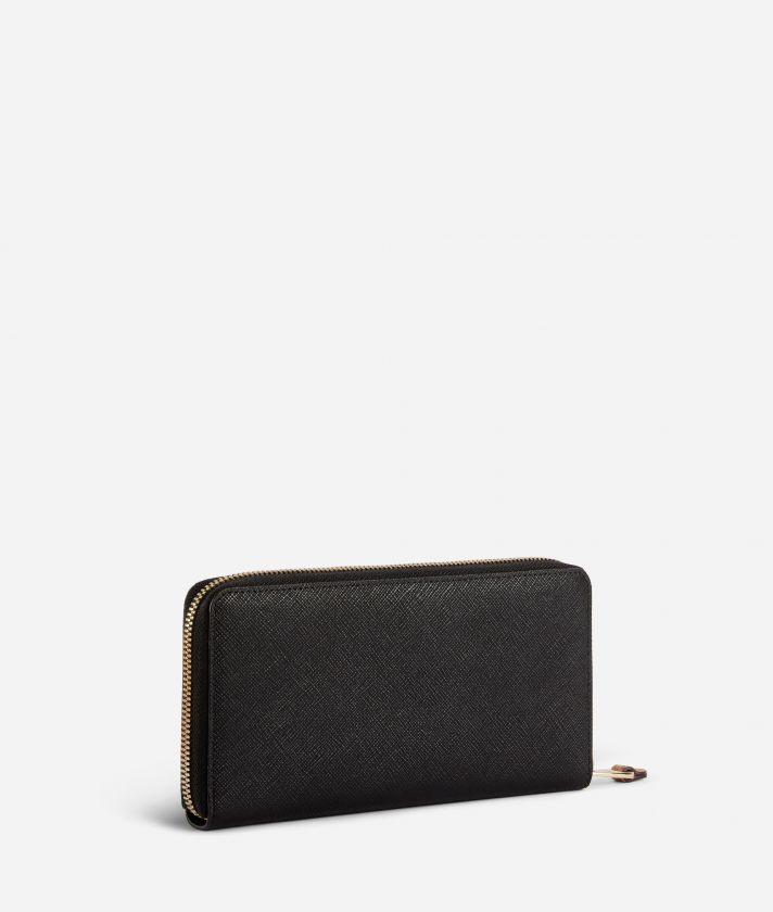 Star City Ziparound wallet Black