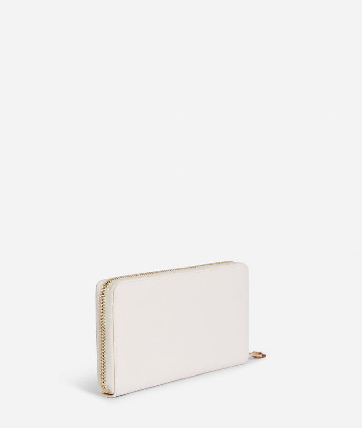 Star City Ziparound wallet White