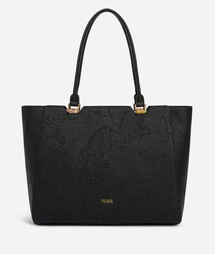 Dream Geo Shopping bag Black