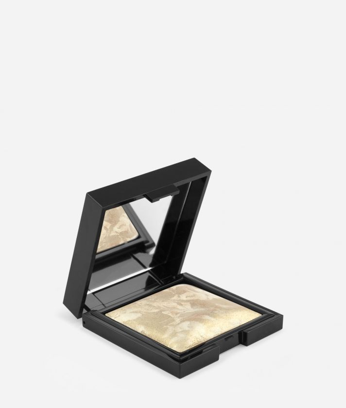 Glow Me Compact powder Bronze