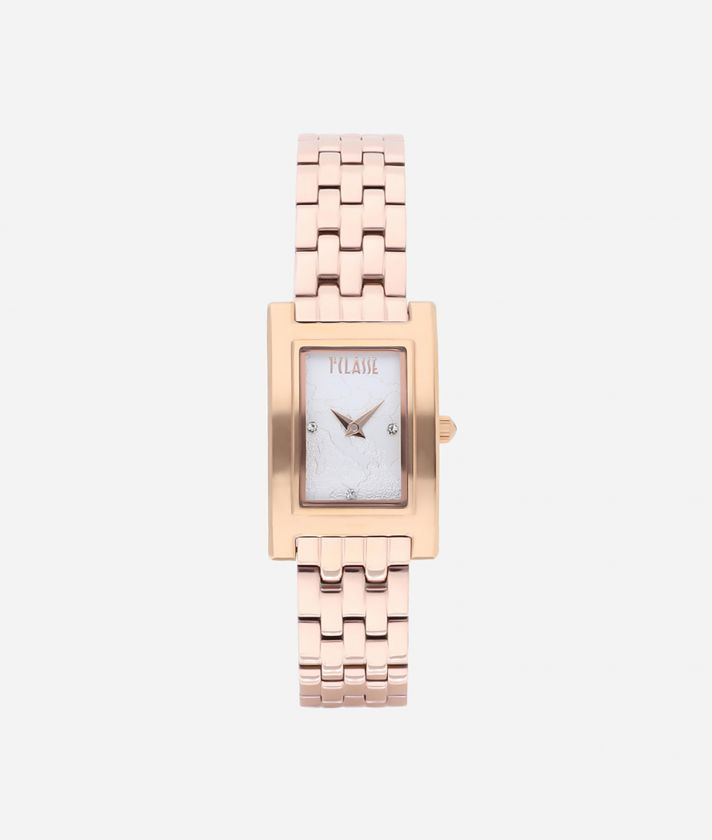 Panarea Stainless steel watch Rose Gold