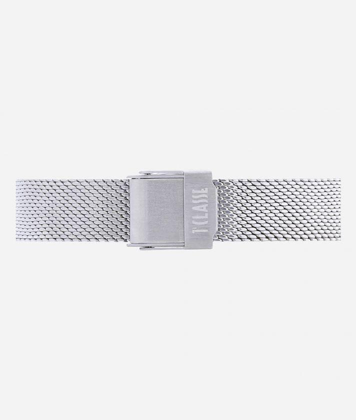 Mykonos Stainless steel watch Silver
