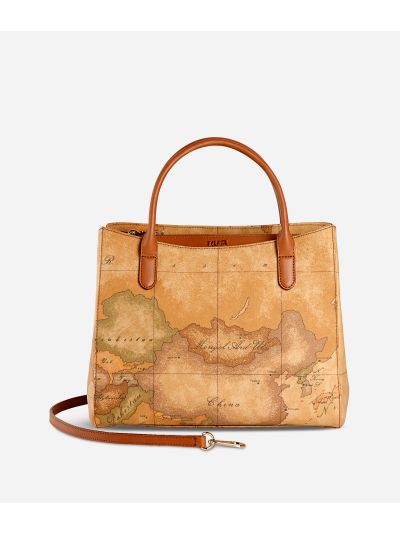 Geo Classic Small handbag with strap