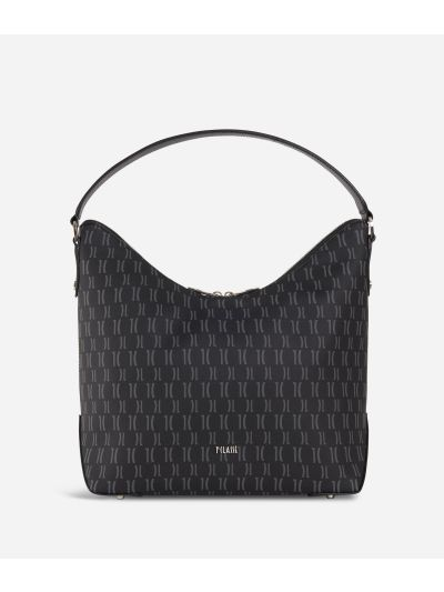 Monogram Hobo bag Black