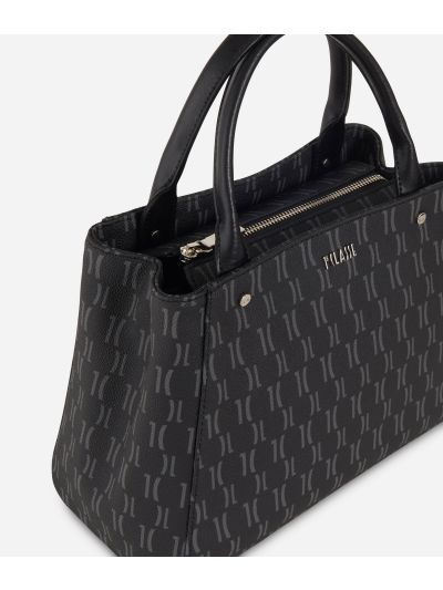 Monogram Small Handbag Black