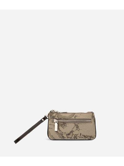 Geo Tortora Wristlet clutch