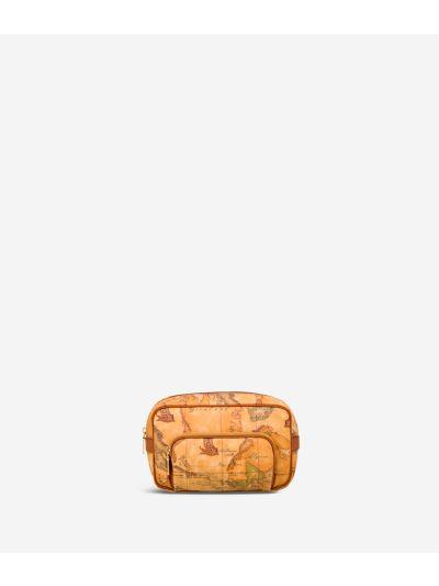Geo Classic Beauty case grande con tasca