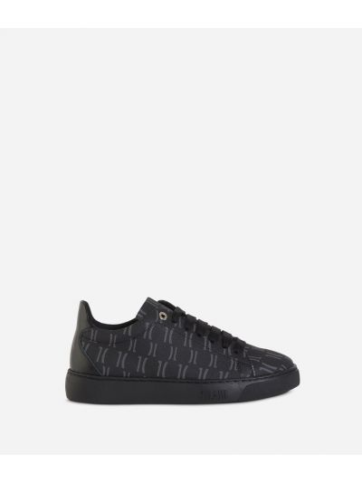 Monogram Sneakers Black