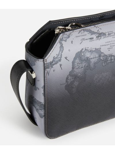 Geo Urban Grey Small Crossbody Grey