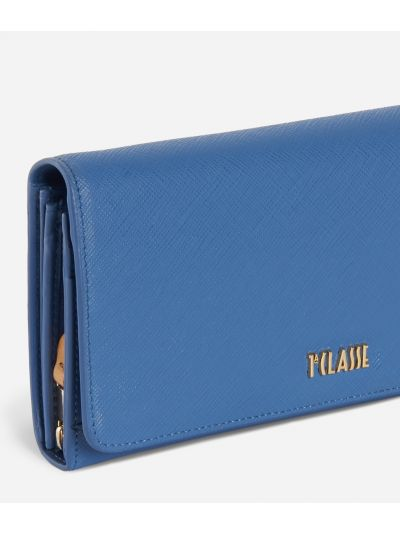 Art City Wallet Blue