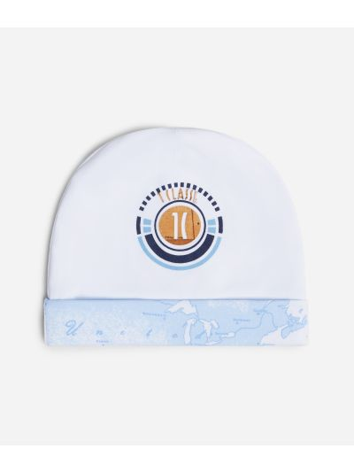 Baby hat with 1C logo