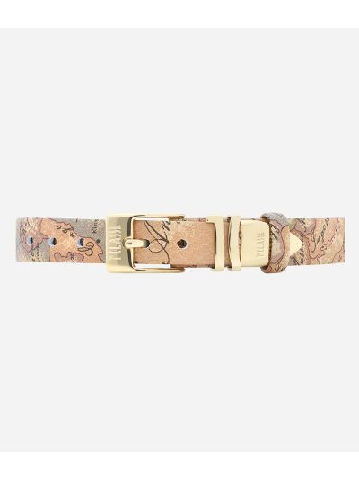 Madagascar Orologio con cinturino in pelle stampa Geo Classic